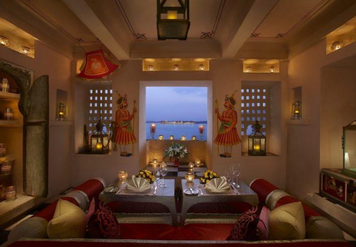 The Leela Palace Udaipur – Amrud Mahal