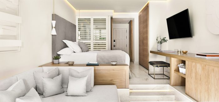 Nobu Hotel Marbella - Deluxe Room