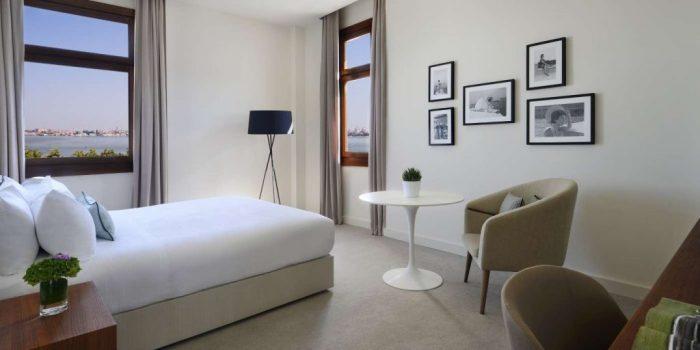 JW Marriott Hotel – Deluxe Double Room