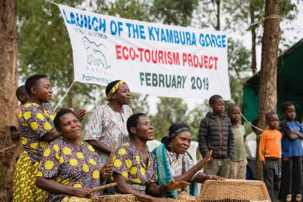 Volcanoes Safaris to safeguard the Kyambura Gorge in Uganda