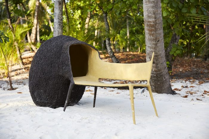 JOALI Maldives art by Nacho Carbonell