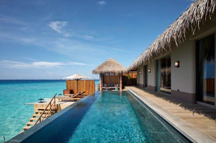 JOALI Maldives – Water Villa with Pool