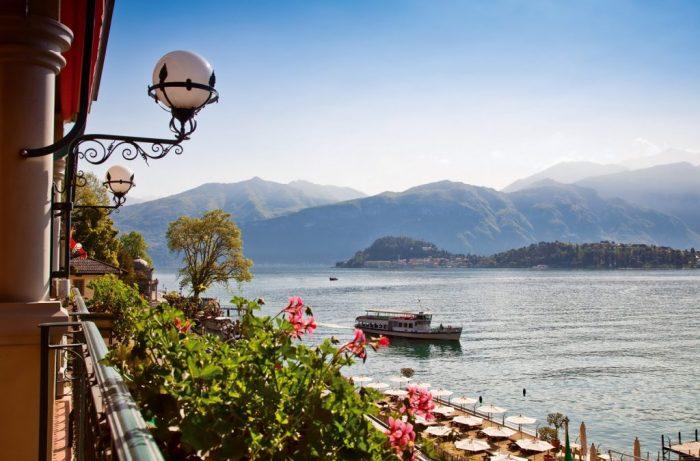 Grand Hotel Tremezzo view