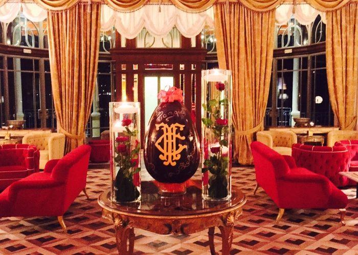 Grand Hotel Tremezzo - Easter egg