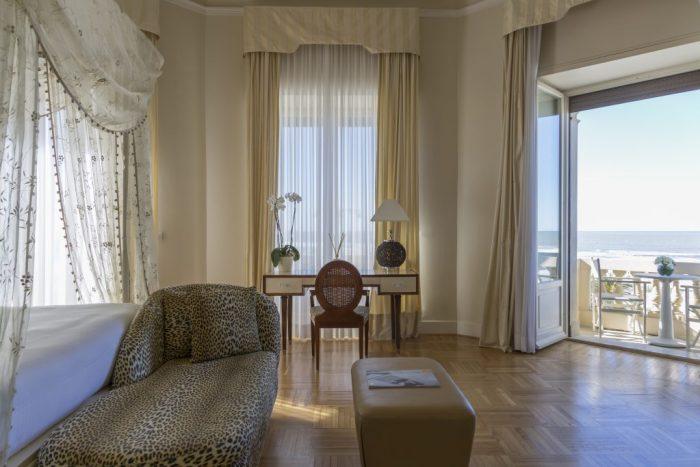 Grand Hotel Principe di Piemonte – Junior Suite