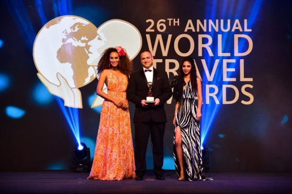 The Saxon & Shambala sweep WTA 2019 with six leading property prizes