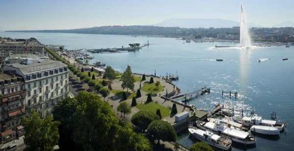 Beau-Rivage launches its exciting summer programme