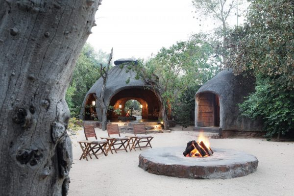 Shambala Private Game Reserve's summer South African braai