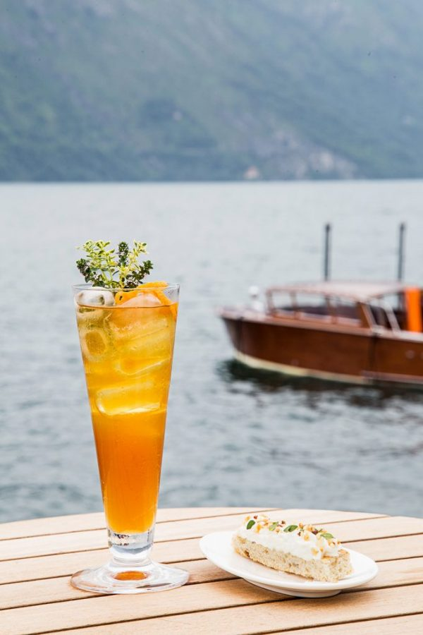 Grand Hotel Tremezzo supports first ever Como Cocktail Week