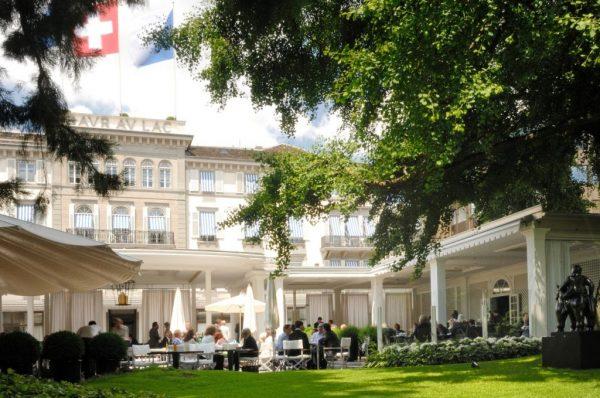 Baur au Lac to open European restaurant in September 2019