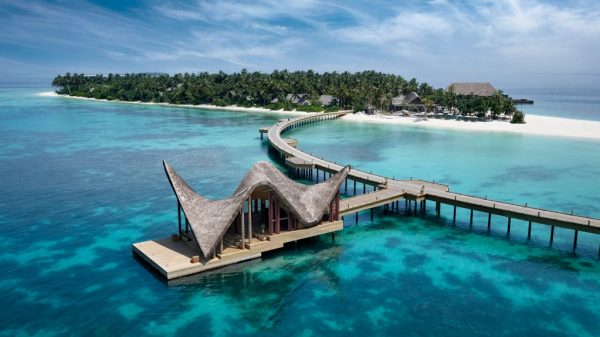 JOALI: A sustainability superstar for luxury eco-travel
