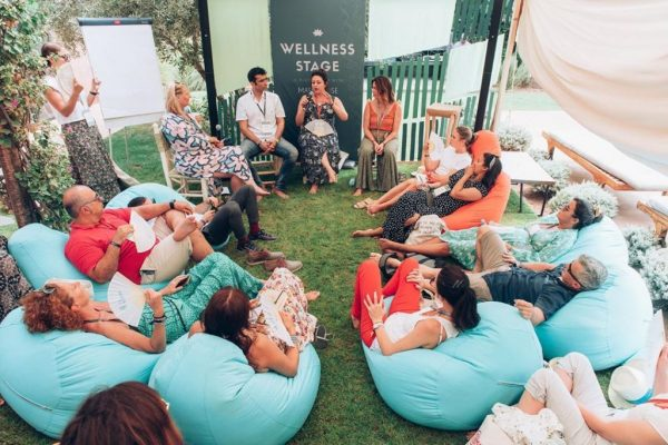 Key takeaways from the Mason Rose wellness stage at PURE MATTER
