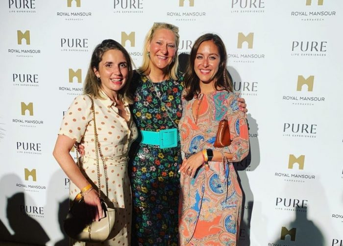Jenni, Tanya and Jacinta at Pure MATTTER 2019