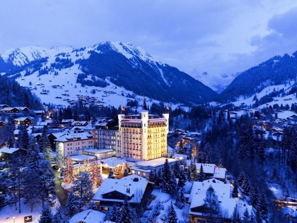 Gstaad Palace to re-open with new rooms and Cellgym