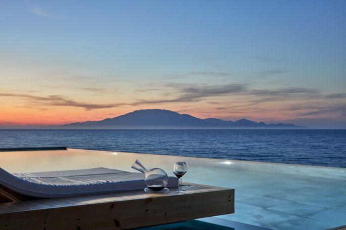 Lesante Blu Exclusive resort view