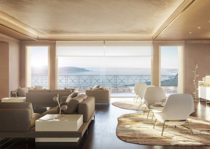 Lefay Lounge refurb 2021