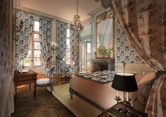 First look at Airelles Chateau de Versailles