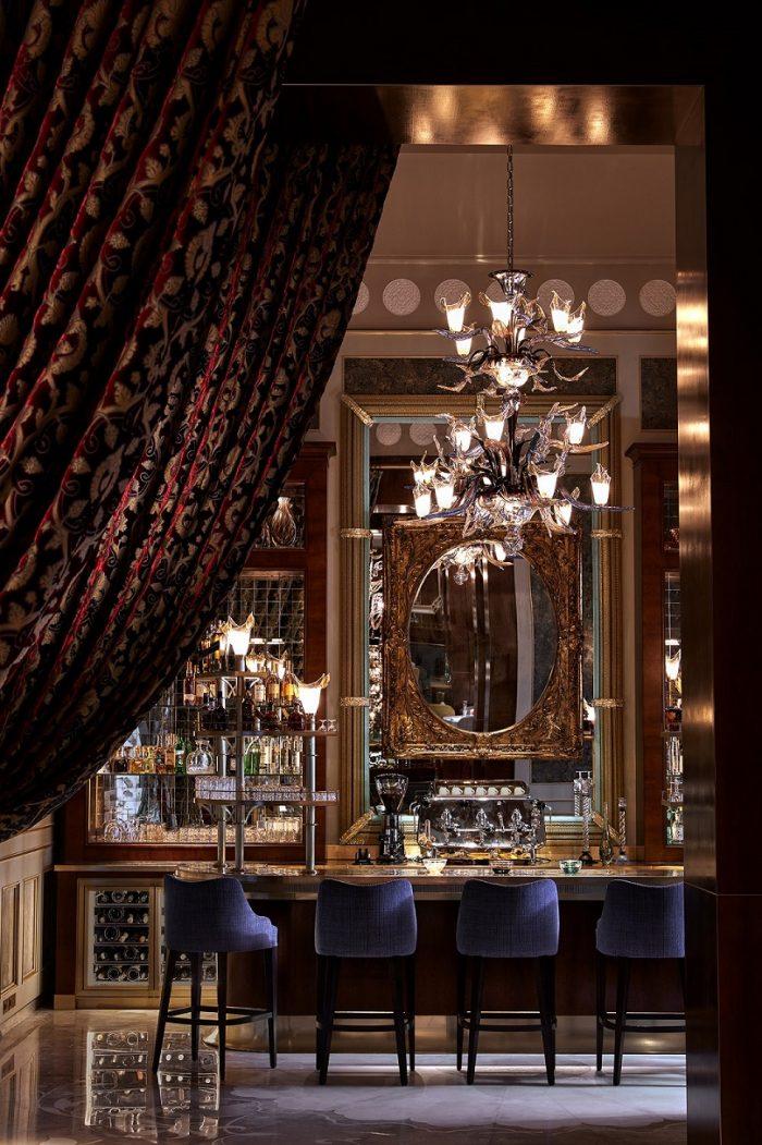 SESAMO bar at Royal Mansour Marrakech
