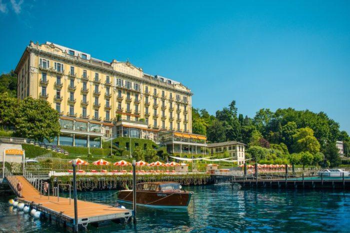 Grand Hotel Tremezzo – T Beach