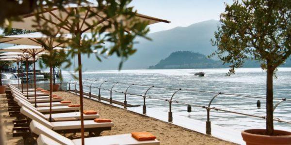 Grand Hotel Tremezzo to re-open with new beach club
