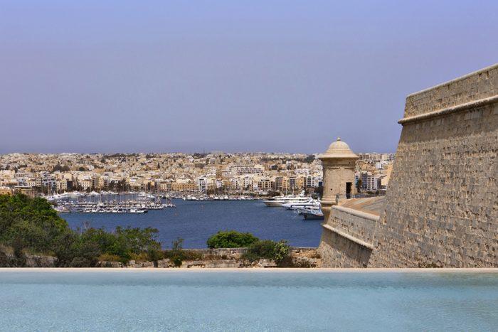 The Phoenicia Malta - The Bastion Pool
