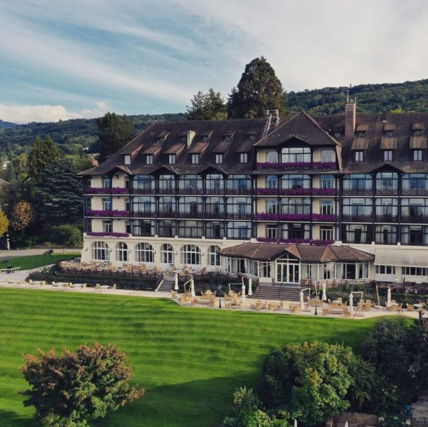 New General Manager appointed at Hôtel Ermitage