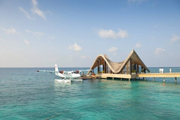JOALI Maldives unveils their new private seaplane