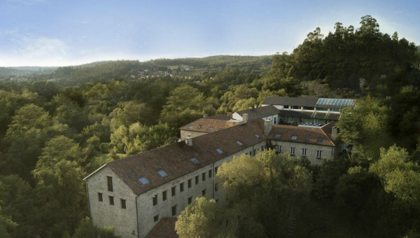 A Quinta da Auga Hotel & Spa, Galicia