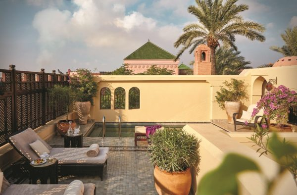 Royal Mansour Marrakech re-opened on 16 October 2020