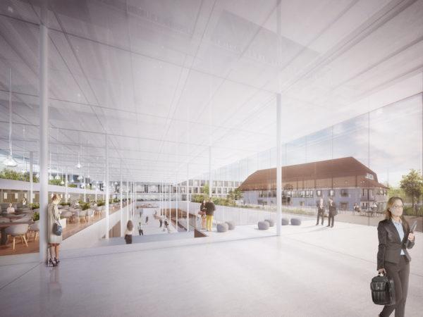 New client: Ecole hôtelière de Lausanne
