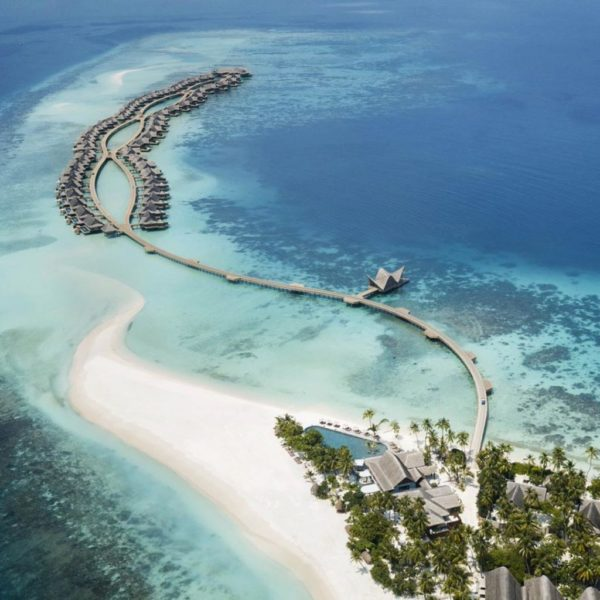 JOALI Maldives successfully positioned within UK & Spain