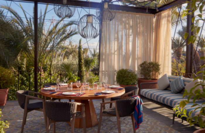 Royal Mansour Marrakech – dining