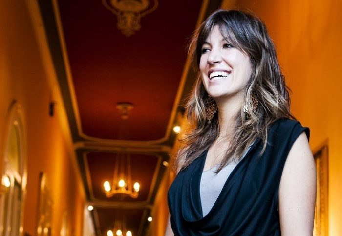 Valentina de Santis, Grand Hotel Tremezzo