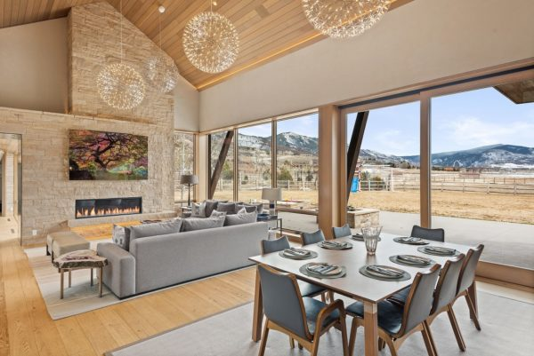 New client: The Residences at Aspen Valley Ranch