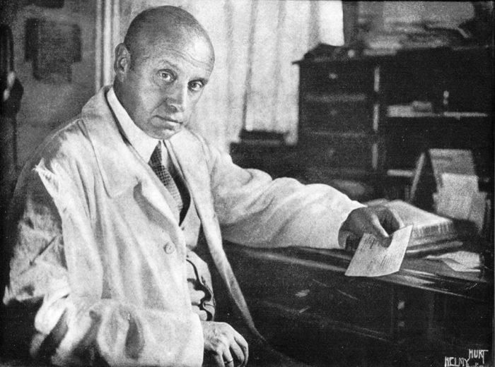 Dr Otto Buchinger