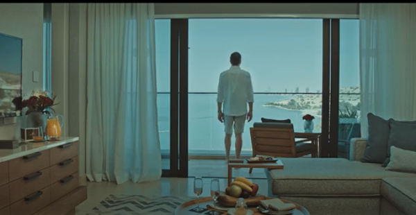 A sea view to remember in AMARA hotel's video