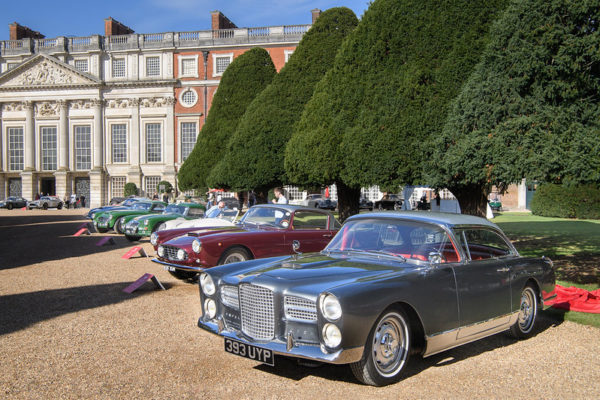 The Peninsula London partners with Concours of Elegance