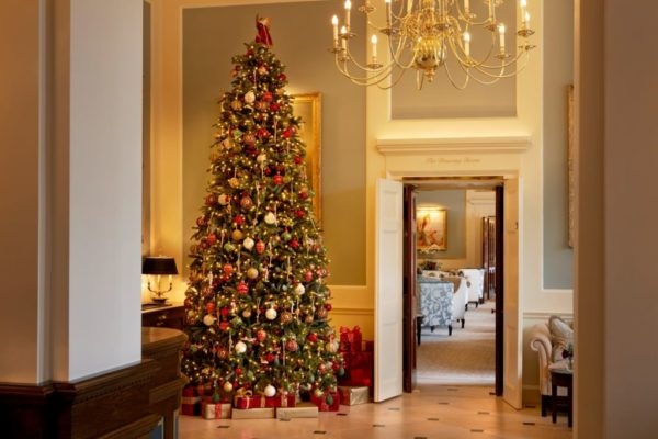 Magical Christmas & New Year's Eve house parties at Grantley Hall